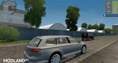 Volkswagen Passat Wagon R-Line [1.5.8], 3 photo